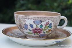 Herendi antik cubash teás csésze aljjal a  19. századból