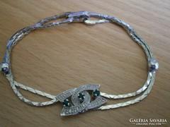 Gyönyörű Ezüst Karlánc 925