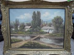 Czillik Anna Festmény