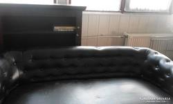 Kanapé+2db fotel+asztal