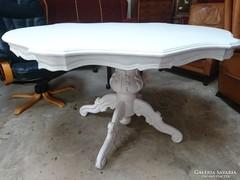 Vintage stílusban felújított asztal eladó