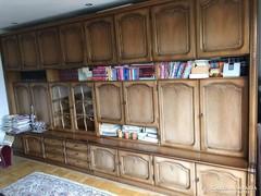Warrings 8 egységes 415cm 225x45cm nappali szekrénysor