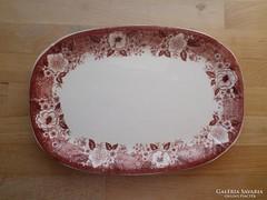 Régi Waechtersbach Ronnefeldt porcelán tálka  17,5 x 25 cm