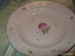 Csodaszép  tertia mély tányér pici kis lepattanással