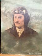 Pilóta portré