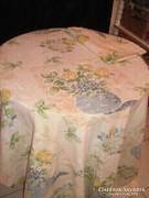 Gyönyörű színű virágos vintage shabby chic ágyneműgarnítúra