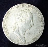 1825 I. Ferenc tallér