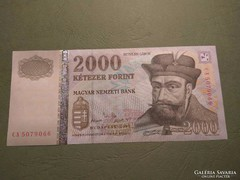 2000 Forint 20003-as CA! UNC!