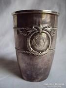 Flamand Antik 800-as Ezüst (Keresztelő pohár)