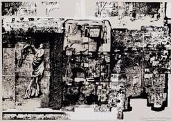 Ország Lili (1926-1978): Labirintus szoborral