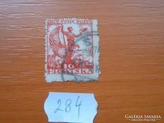 SZERB HORVÁT SZLOVÉN KIRÁLYSÁG 10 (MAGYAR) FILLÉR 1919 284.