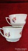 Eladó szép antik zsolnay porcelán csészék