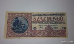 100 Pengő Debrecen 1945-ös Replica !