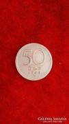 Eladó ezüst svéd 50 öre 1950