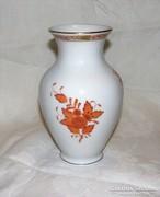 Herendi Apponyi orange váza