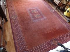 Royal  bordó szőnyeg