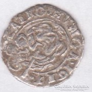 II.Mátyás 1617. dénár, ezüst,  ÉH#870,