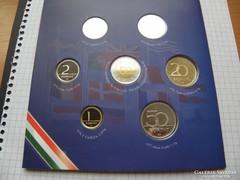 Forgalmi sor magyar érmék 2004. UNIÓ csatlakozás (18)