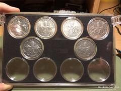 Ezüst 200 Forint sor! Benne 1997-98!