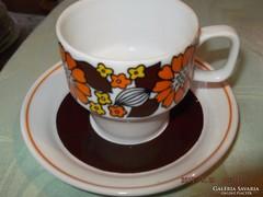 Retro kávés csésze