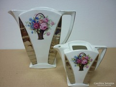 Porcelán - kiöntök