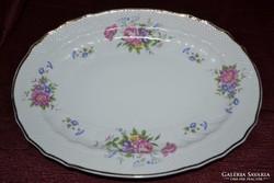 Hollóházi pecsenyés tányér  ( DBZ 0086 )