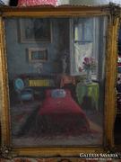 J. Dürling festmény