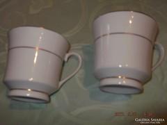 Német teás csésze párban