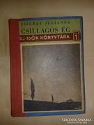 Zsigray Julianna: Csillagos ég. Első kiadás. Aláírt példány