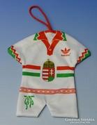 0M496 Válogatott Hungary Adidas mez zászló