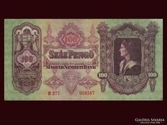 IMPOZÁNS 100 PENGŐS - 1930-BÓL