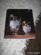 Az orosz porcelán, angol-orosz nyelvű könyv,  RITKA