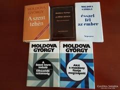 Moldova György könyvcsomag