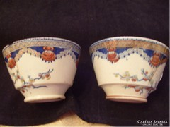 Sarreguemines nagy  180 éves kávés/ teás csészék