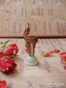 Herendi mini figura,őzike