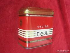 Ceylon teadoboz