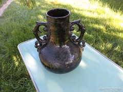 Badár kerámia váza