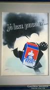 Konecsni György plakátterv