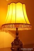Barokk stílusú asztali lámpa