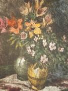 Nemcsics Antal (1927-) : Virágok