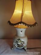 Herendi porcelán  Rothschild asztali lámpa