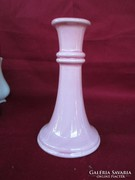 Pink gyertyatartó     0608