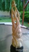 Elefántcsont szobor