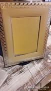 Ezüst tükör 925-ös jelzett, Made in Italy Stilarte