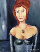 B.Tóth Irisz – Vörös hajú lány