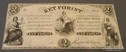 2 forint 1852/2