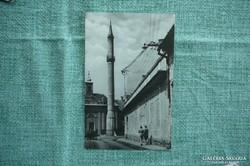 Eger -MINARET retró képeslap