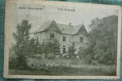 PECE-SZENT-MÀRTON -képeslap 1925