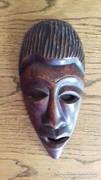 Afrikai fa maszk