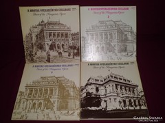 A magyar operaszínpad csillagai /LP/ 12 lemezes album